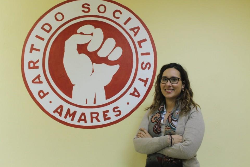 Ana Patrícia Ribeiro é candidata a presidente da Federação Distrital de Braga da JS