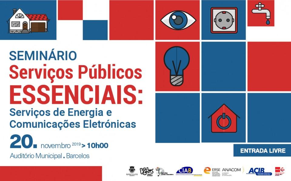 Barcelos recebe seminário sobre energia e comunicações electrónicas