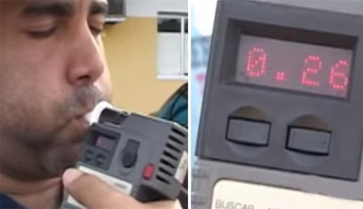 PSP detém três homens e uma mulher por conduzir com álcool em Braga e Barcelos