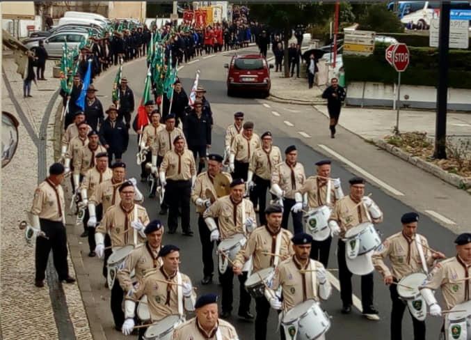 Escuteiros de Braga participam em encontro nacional em Castelo Branco