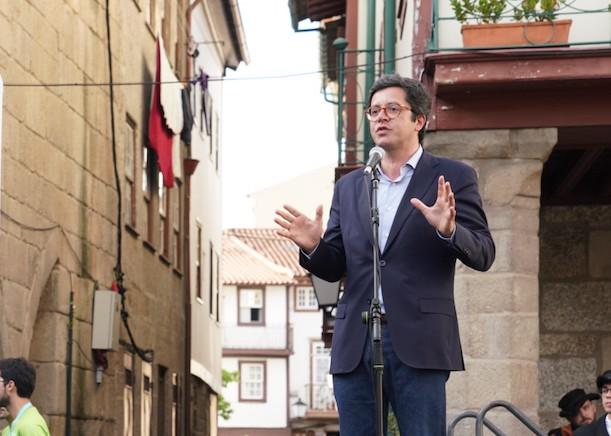 Secretário de Estado do Desporto abre seminário internacional 'Cidades Activas, pessoas (mais) Felizes' em Guimarães