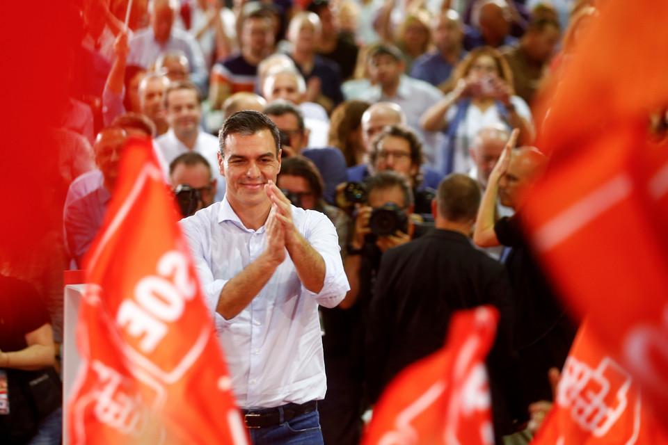 Campanha eleitoral para as legislativas em Espanha arrancou esta sexta-feira