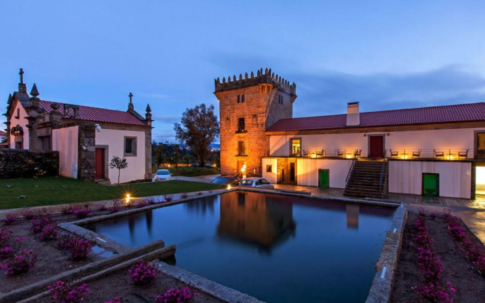 Vila Verde:Torre de Gomariz ganha prémio mundial de Melhor Hotel Rural