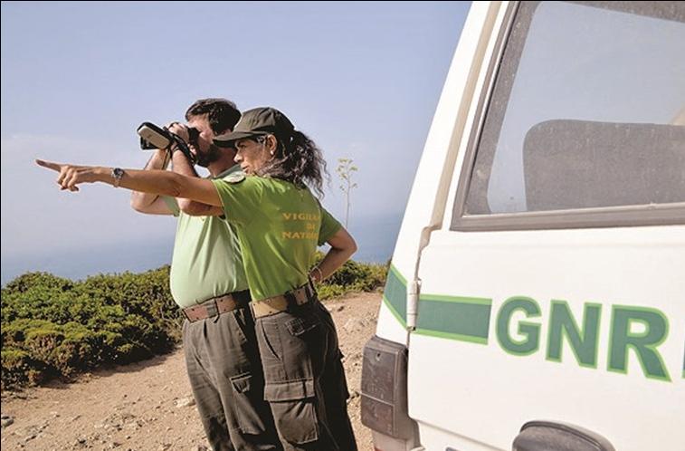 Braga com vagas de guardas florestais da GNR por ocupar
