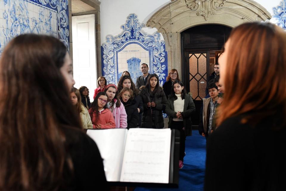 Câmara ouviu propostas de alunos sobre Braga