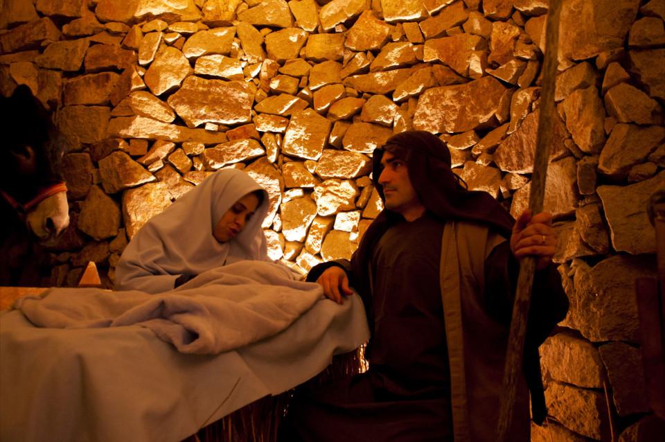 Presépio Vivo de Priscos, 'estrela' do Natal de Braga, nasce este domingo