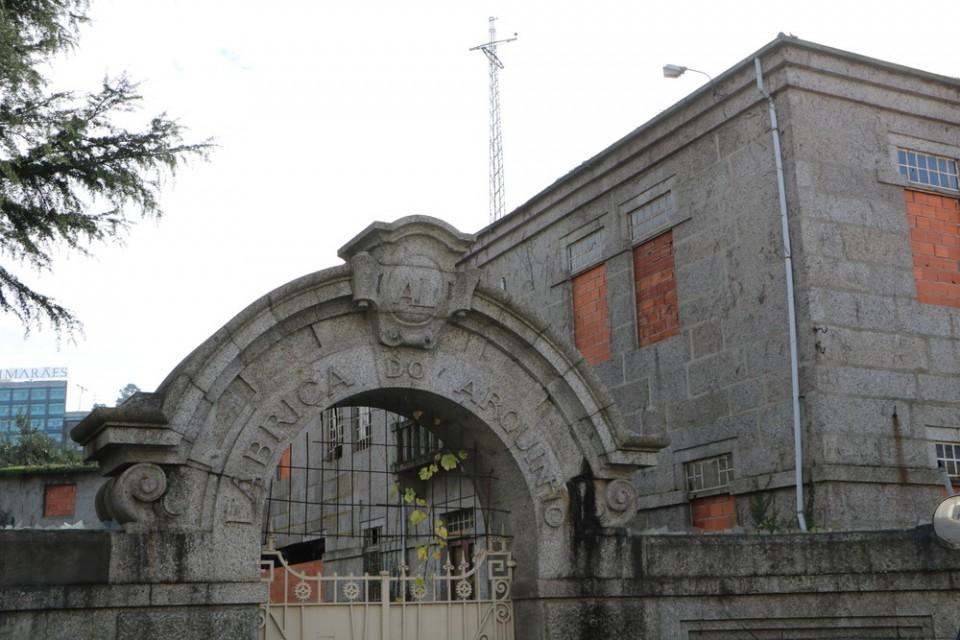 Fábrica do Arquinho, em Guimarães, pode ser 'base' da Engenharia Aeroespacial da UMinho