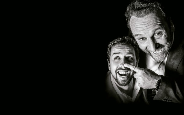 Barcelos. Eduardo Madeira & Manuel Marques e Jean-Luc Godard no Theatro Gil Vicente em Janeiro