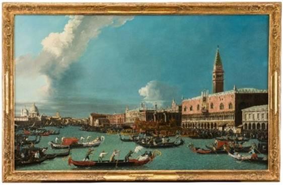 NOVO BANCO cede pintura do séc. XVIII ao Museu dos Biscainhos