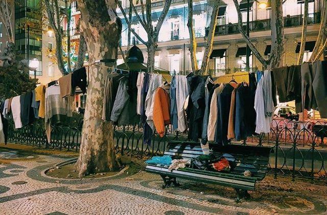 Braga transforma-se dia 22 em 'RUApeiro solidário', com agasalhos para quem precisa