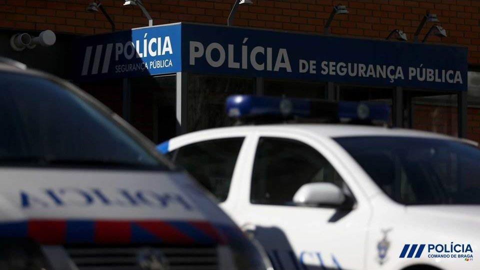 PSP deteve suspeito de 12 assaltos sob ameaça de faca em Braga