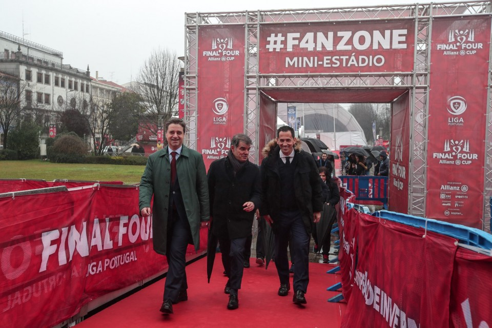Já abriu a Fan Zone da Final Four da Allianz Cup (Foto Galeria)