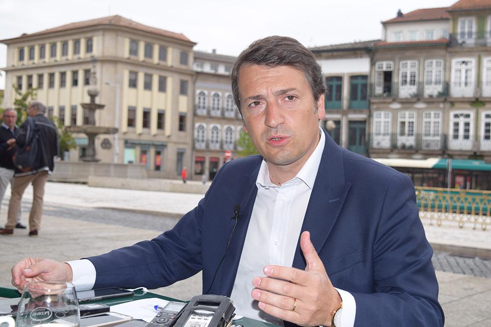 André Coelho Lima eleito 'vice' da Assembleia Parlamentar da OSCE