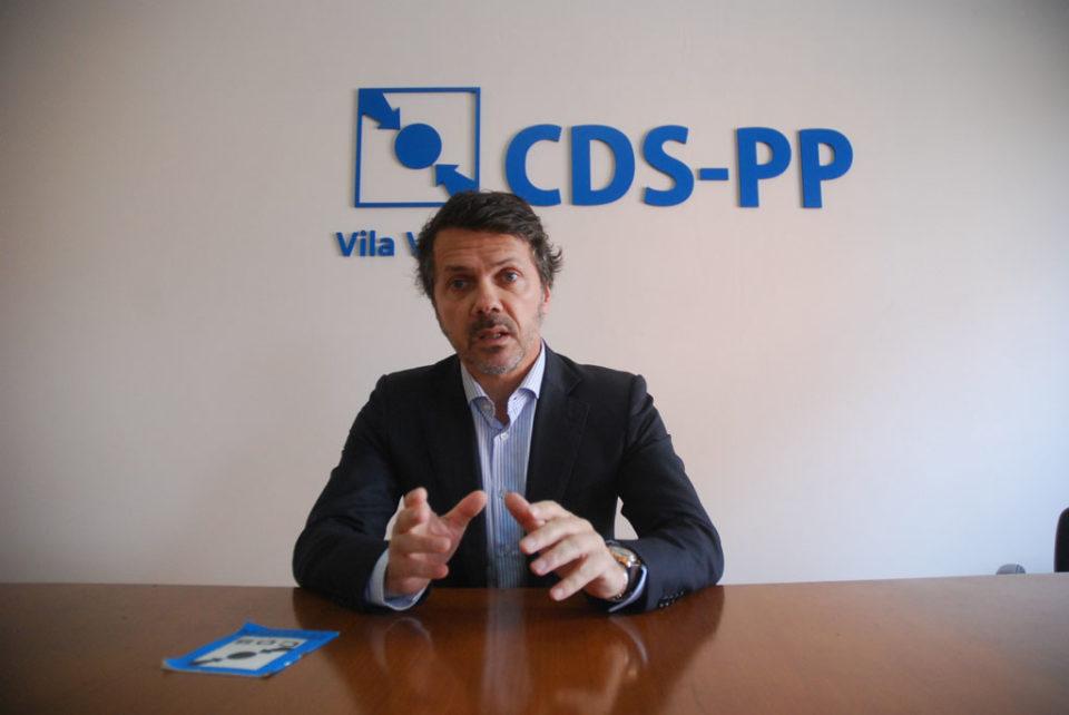 Vila Verde. Paulo Marques (CDS-PP) arguido por difamação sobre o 'caso EPATV'