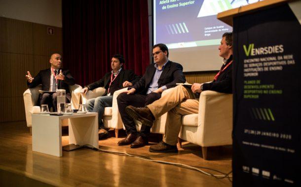 UMinho debateu estratégias para o desporto no ensino superior em encontro nacional