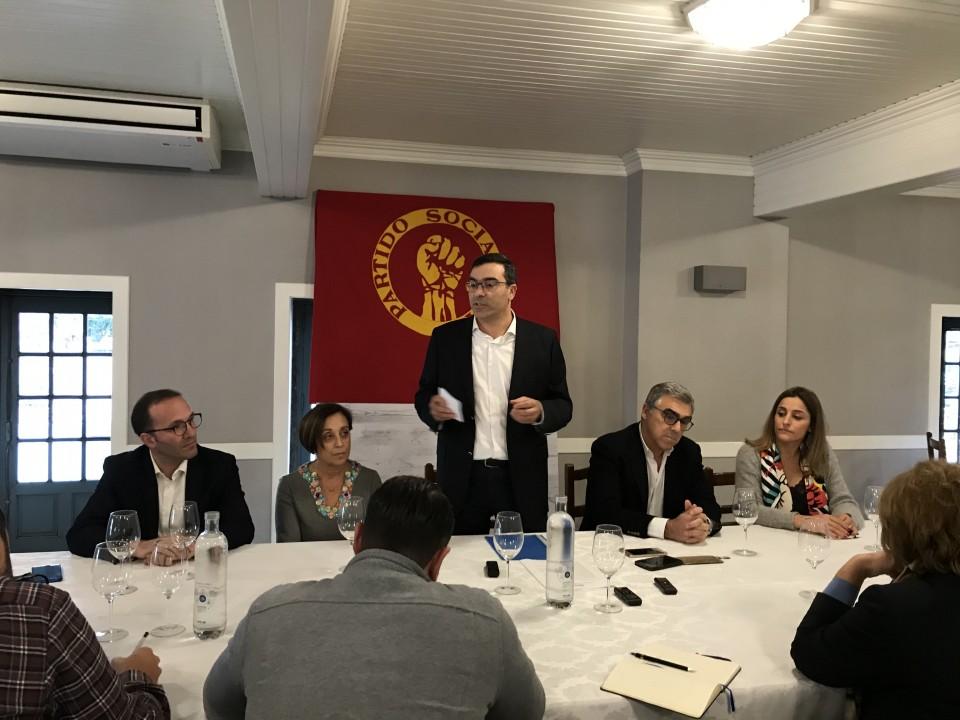 Vilas Boas propõe Alexandre Maciel para candidato PS à Câmara de Barcelos