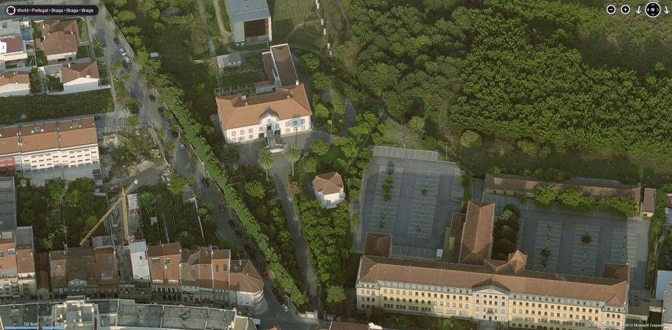 """Arquidiocese de Braga investe 700 mil euros em """"quarteirão cultural"""""""