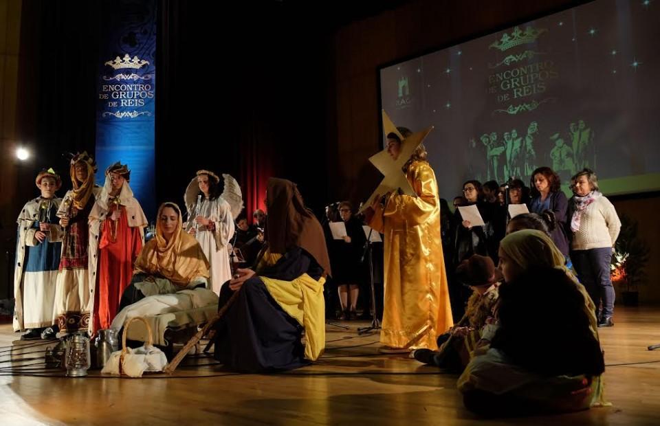 Encontro de Grupos de Reis no Altice Forum de Braga no próximo domingo