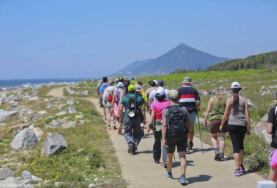 Peregrinos do Cazaquistão e do Líbano entre os mais de 8 mil que passaram por Caminha em direcção a Santiago de Compostela