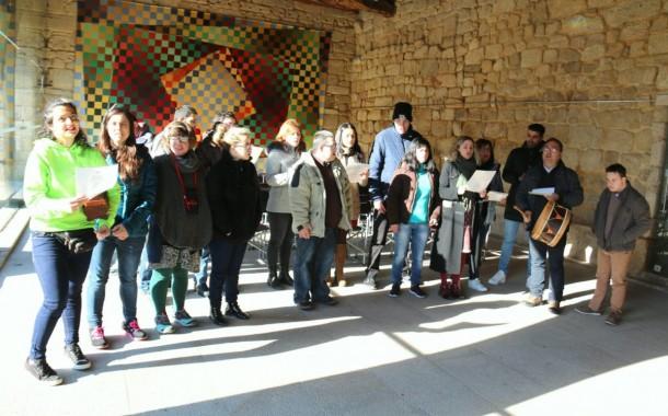 Cantares dos Reis nas ruas da cidade de Barcelos este domingo