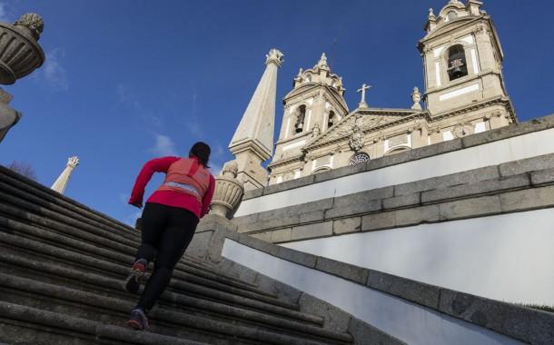 Circuito '4 Estações – Corrida Contra-Relógio dos Escadórios do Bom Jesus do Monte' arranca este sábado