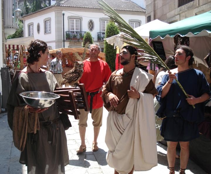 Abertas candidaturas ao Mercado Romano de Braga