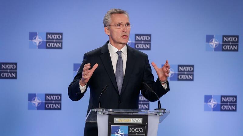 """EUA/IRÃO. NATO diz que """"conflito não é do interesse de ninguém"""""""