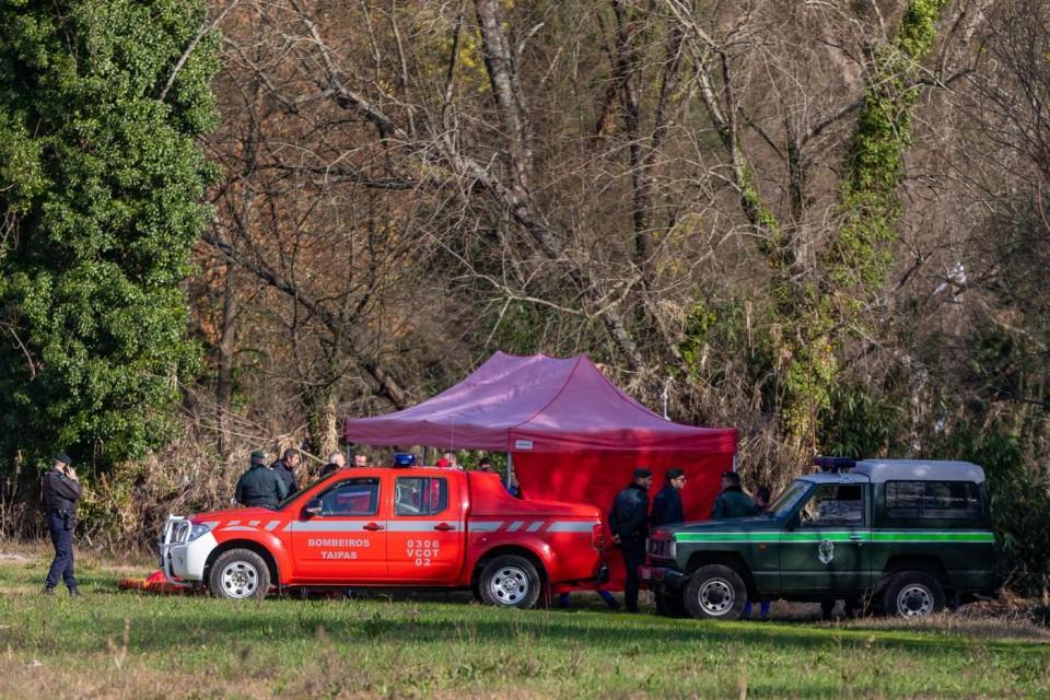 Cadáver de homem encontrado no rio AVE, em Guimarães