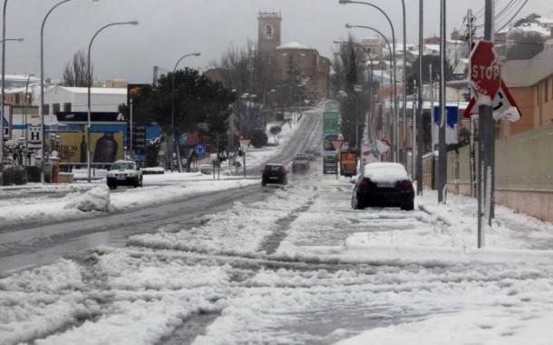Tempestade Gloria faz dois mortos em Espanha