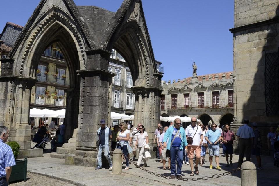 Ocupação hoteleira em Guimarães cresce em 2019