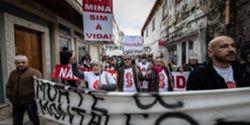 """Protesto contra exploração de lítio em Montalegre juntou 300 pessoas contra """"futuro minado"""""""