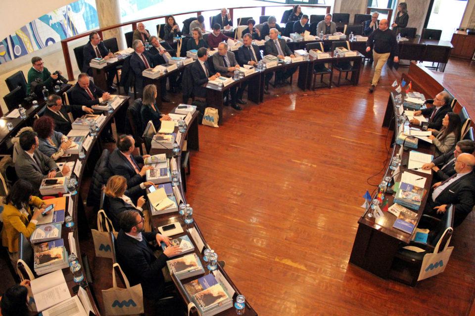 Ricardo Rio assume presidência do Eixo Atlântico com  captação de investimento e fixação da população na agenda