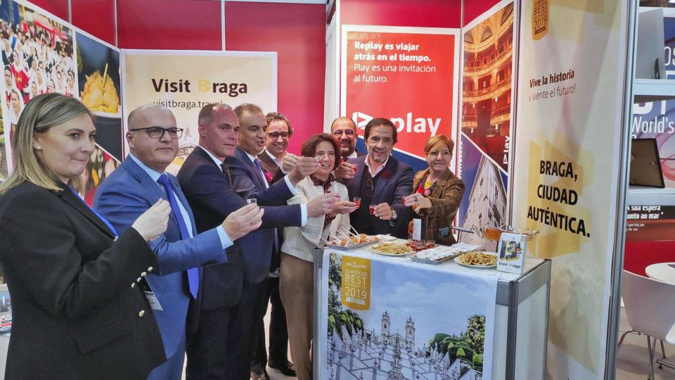 Braga. Altino Bessa desafia CIM's do Minho para estratégia conjunta de promoção turística
