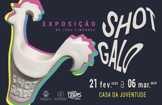 Casa da Juventude de Barcelos tem mostra 'Shot Galo' (até 6 MAR)