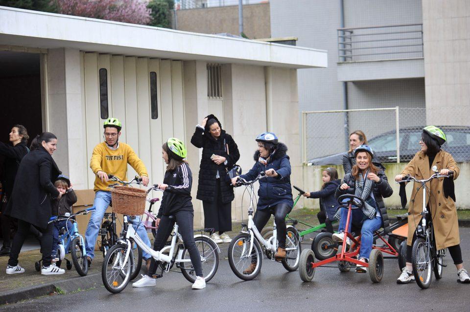 Escola de Educação Rodoviária de Braga recebe 40 novas 'bikes' em dia de aniversário