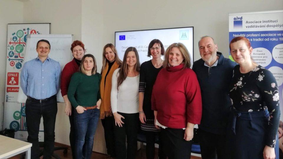 EPATV inicia mais um projecto ERASMUS + em Educação de Adultos