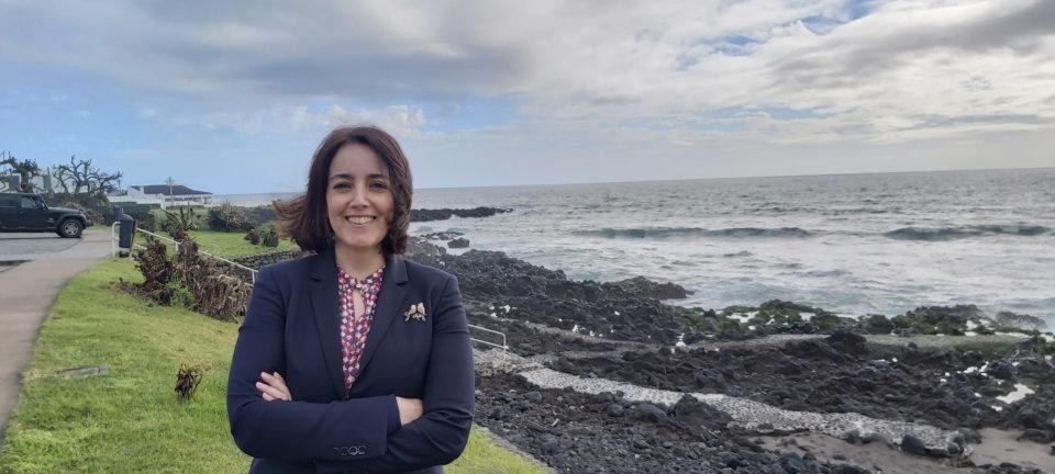 Eurodeputada Isabel Carvalhais passa a efectiva Comissão das Pescas do Parlamento Europeu