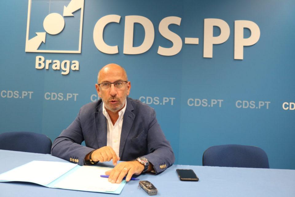Telmo Correia eleito líder parlamentar do CDS-PP por unanimidade