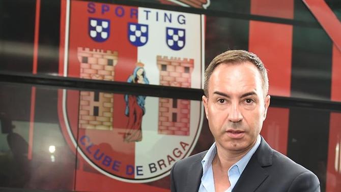 António Salvador e SC Braga sob investigação do Fisco e MP por suspeita de fraude e branqueamento de capitais