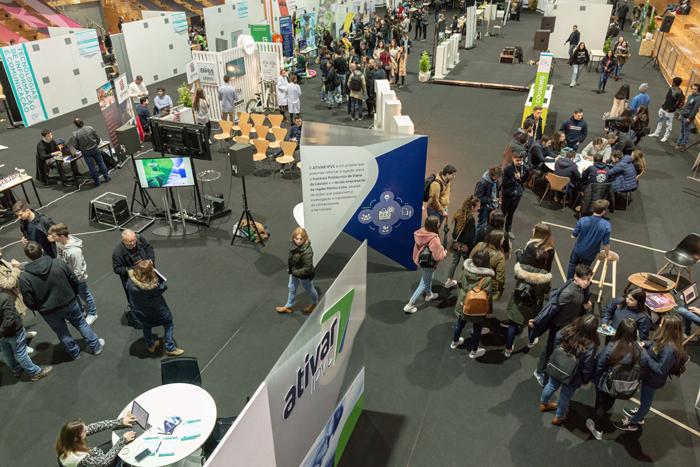 Empresas oferecem mais de mil empregos e estágios na Cimeira do Instituto Politécnico de Viana do Castelo