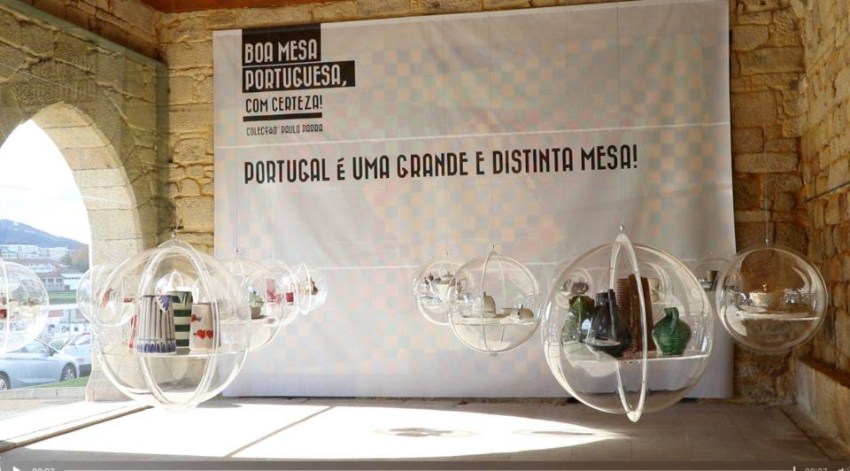 Paulo parra mostra colecção de design em Barcelos