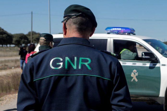 GNR deteve 33 pessoas em flagrante delito na última semana