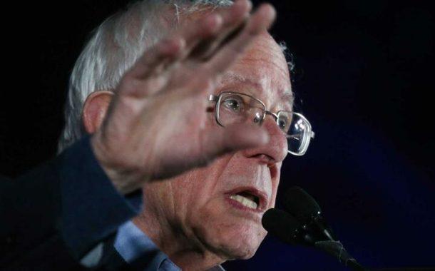 Bernie Sanders acusa Rússia de interferir nas eleições dos EUA