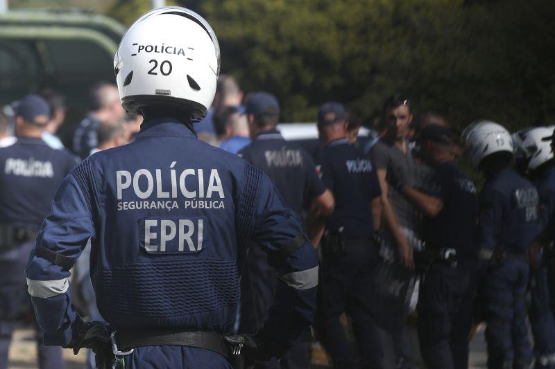 Detido por participação em rixa no antes do Vitória-FC Porto obrigado a ajudar IPSS