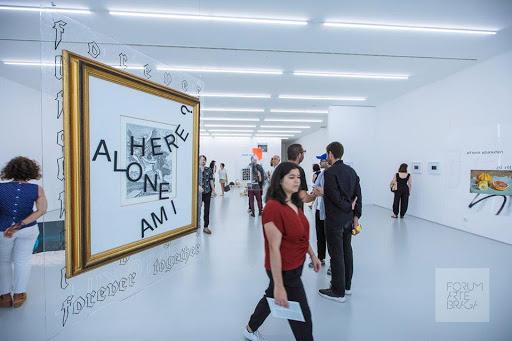 Exposições e performance artística são aposta do Forum Arte Braga aposta na captação de novos públicos