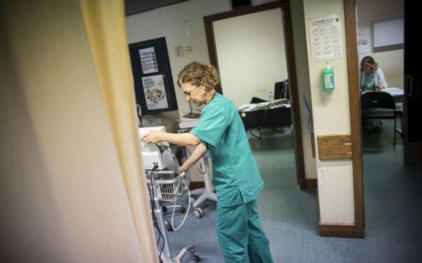 Doente suspeito de Covid-19 em isolamento no Hospital de Barcelos