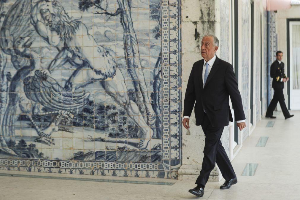 Marcelo Rebelo de Sousa defende continuação das medidas de contenção