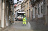 Covid-19. Barcelos desinfecta ruas e suspende feira semanal