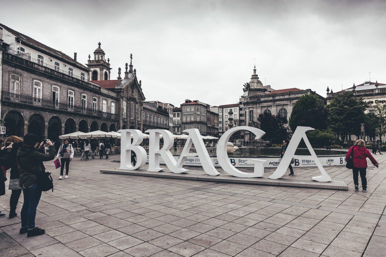 'Braga para Todos' quer ruas desinfectadas e cidade fechada a turistas