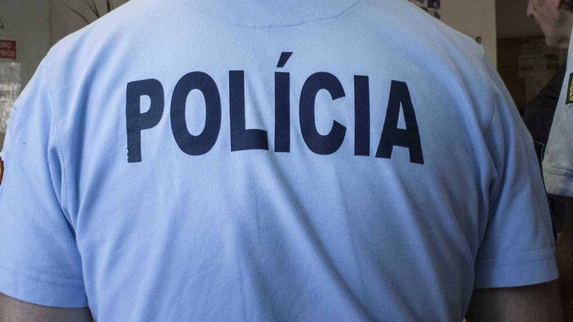 PSP de Guimarães identifica de suspeitos por furto em garagens